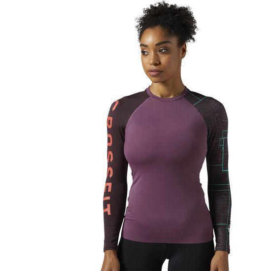 Спортивная футболка Reebok с длинным рукавом CrossFit Paddle BQ5179 ... d84ed9214fd32