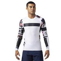 Компрессионная футболка с длинным рукавом Reebok CrossFit BS1586