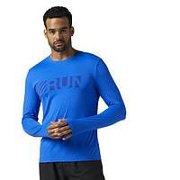 Reebok футболка с длинным рукавом Running ACTIVCHILL BR4376