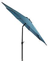 Пляжный и садовый зонтик от солнца 300 см с углом наклона