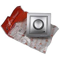 Диммер ElectroHouse серебро Enzo EH-2115-ST
