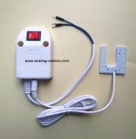 Светодиодный светильник -  подкова на 10 диодов