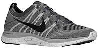 Кроссовки/Кеды (Оригинал) Nike Flyknit Lunar 1 + Wolf Grey/Black/White/Dark Grey