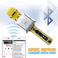 KD-08s Микрофон Караоке превращает песню в фонограмму! Kdch KD08 Беспроводной / Bluetooth