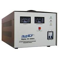 Электромеханический стабилизатор напряжения повышенной точности RUCELF SDF 8000