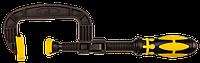 Струбцина TOPEX 75мм 12A382