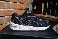 Кроссовки Puma x ICNY Trinomic R698 Black-White