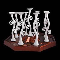 Подставка для стаканов с держателями Cup Holder Kaiwen, Стойка для чашек и стаканов, фото 1