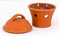 Посуда для подогрева из глины (5618.1)