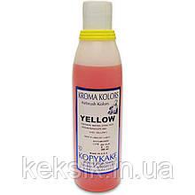 Краска Kroma Kolors Airbrush Colors для аэрографа Yellow