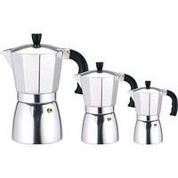 Кофеварка гейзер 1667-3 Реинбо 300мл