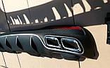 Комплект обвеса GLS63 AMG на Mercedes GLS-Class X166, фото 4