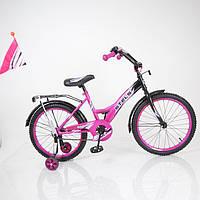 Велосипед детский Stels Pilot 100, 18 дюймов. Pink.