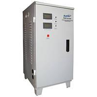 Электромеханический стабилизатор напряжения повышенной точности RUCELF SDV — 30000