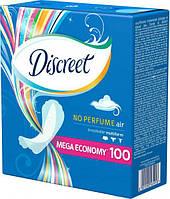 Ежедневные прокладки Discreet (Дискрит) Air Multiform, 100 шт.