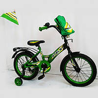 Велосипед детский Stels Pilot 100 Green 16 дюймов.