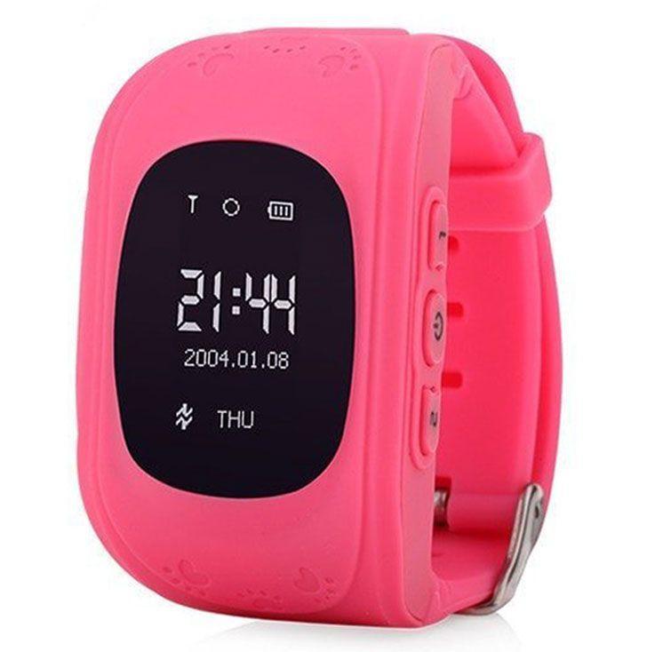 Дитячі розумні годинник Smart Watch Q50 з GPS трекером. Оригінал