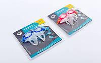 Очки для плавания детские с рассекателем Arena 1E053 FS Breather Kit Jr: TPR + силикон, 2 цвета