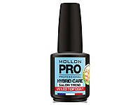 HYBRID CARE TOP COAT UV/LEDMollon Pro,  12мл