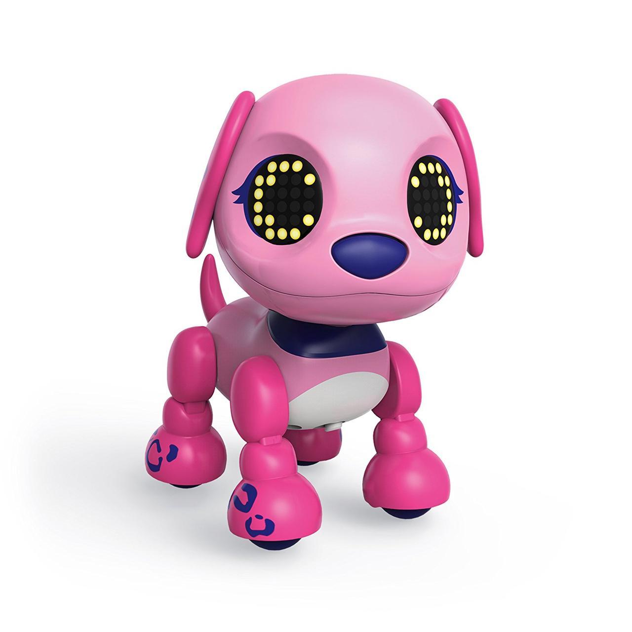 Zoomer Zupps Tiny Pups Beagle Flare Interactive Puppy Интерактивный щенок-робот Бигль Флэр