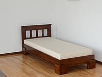 Кровать Ярина 80 (дерево) Летро