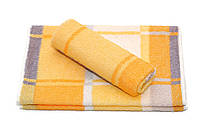 Полотенце.25*48 Желтый
