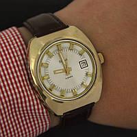 Slava Слава наручные механические часы СССР, фото 1