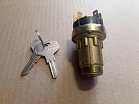 Замок зажигания КАМАЗ,МАЗ (1 замок+2 ключа)