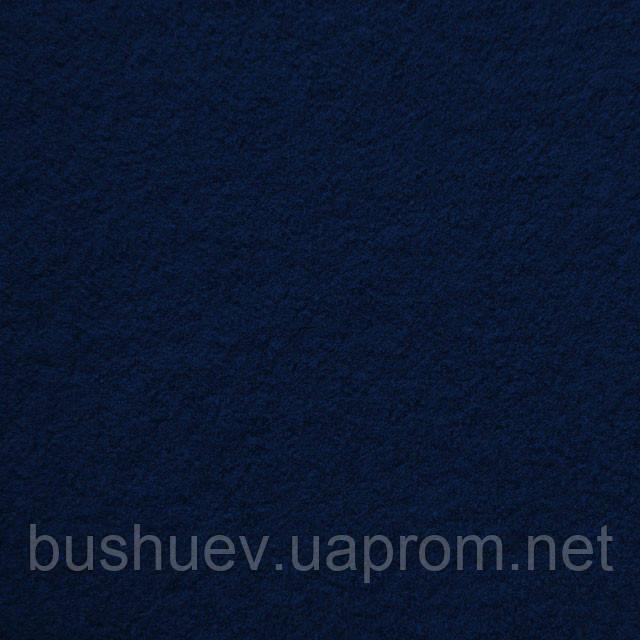 """Ткань костюмная полушерстяная """"Шакира"""" Тёмно-синий"""