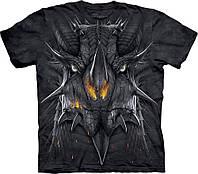 3D футболка мужская The Mountain р. 50 RU футболки 3д (Большой Дракон)