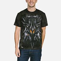 3D футболка мужская The Mountain р.M 50 RU футболки 3д (Большой Дракон)