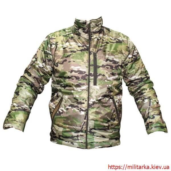 Куртка - подстежка Camo-Tec термофлис Мультикам
