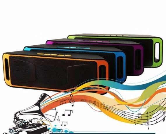 Колонка беспроводная Bluetooth JC-180
