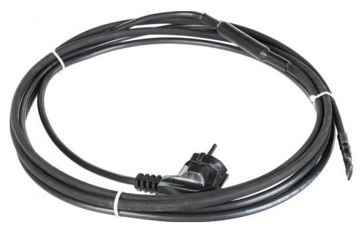 Нагревательный кабель Woks–SR–10, мощность 210 Вт (21 м)