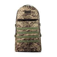 Рюкзак туристический, армейский со стропами молле (60л), фото 1