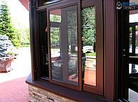 Раздвижные сетки на окна и двери.