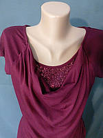 Блузка футболка женская оригинал Esmara S L блуза кофта летняя