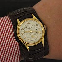 Сатурн винтажные наручные механические часы СССР
