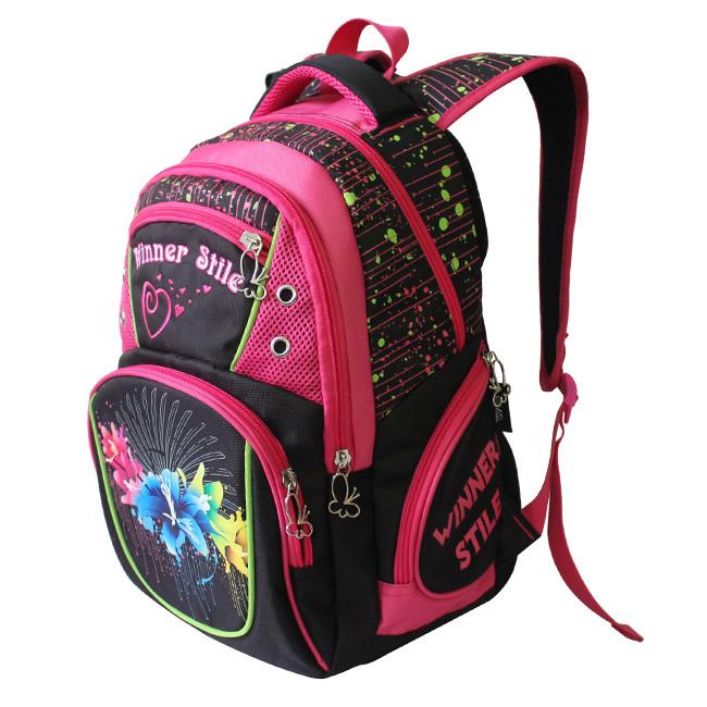 c29fc14a9751 Купить Удобный школьный рюкзак для девочки 153: по недорогой цене ...