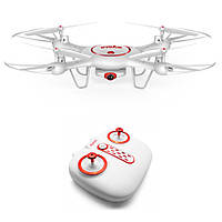 Квадрокоптер Syma X5UC 320мм HD 720P камера белый