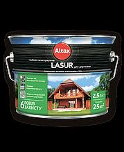 LASUR 9л - для древесины глубоко-консервирующая
