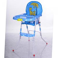 Стульчик для кормления + стульчик 2в1 M 3508-4