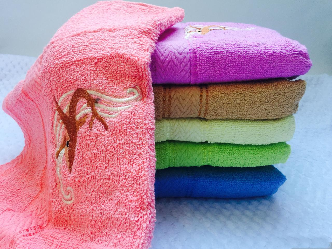 Банные полотенца Рыбка