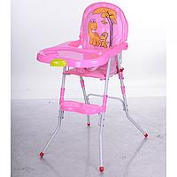 Стульчик для кормления + стульчик 2в1 M 3508-8