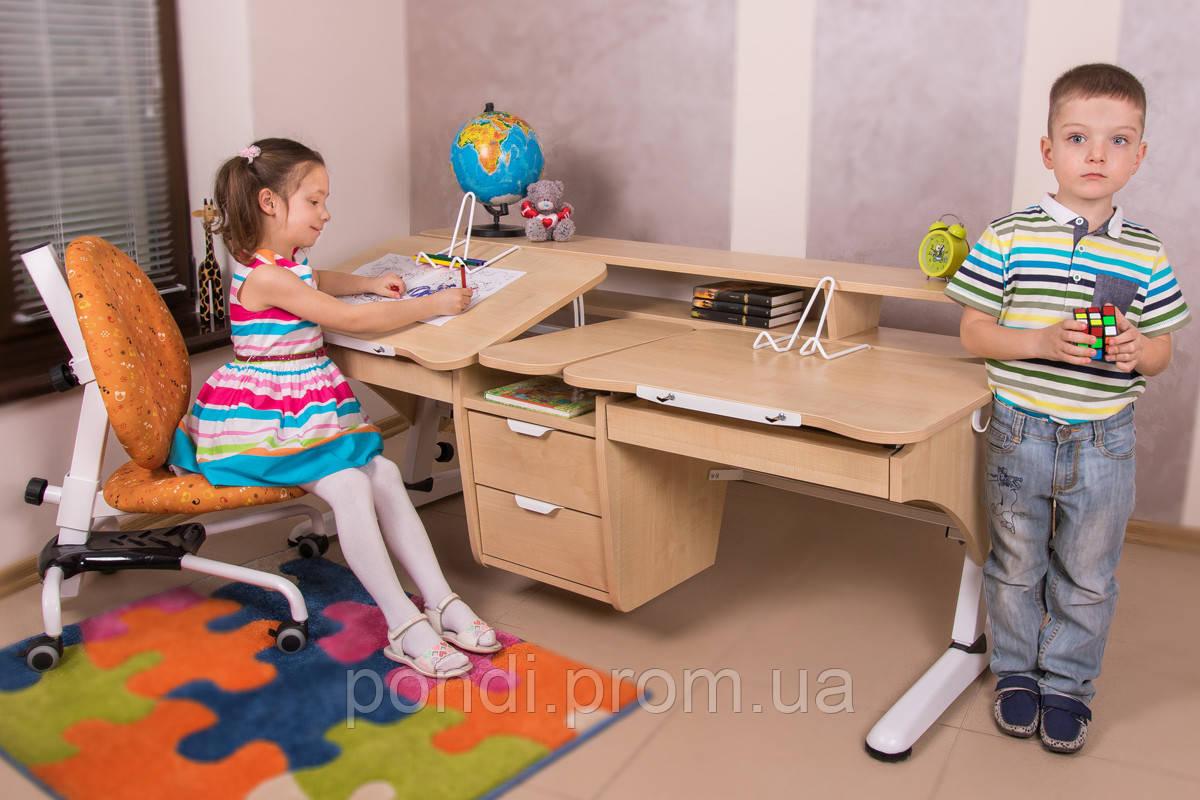 Эргономик для двоих детей
