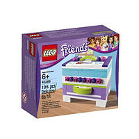 Lego Friends Шкатулка для украшений 40266