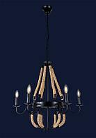 Светильник подвесной LOFT L529366-6