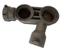 Соединительная часть водяного блока JUNKERS-BOSCH EUROLINE ZW 23 AE/KE 8700302004B