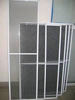 Москитные сетки на окна из внутреннего профиля Anwis