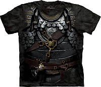 3D футболка мужская The Mountain р. 50 RU футболки 3д (Доспехи Центуриона)